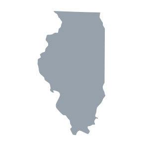 Image of the state of Illinois