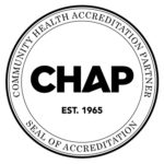 Community Health Accreditation Partner Seal of Accreditation